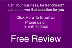 how to make your business into a franchise